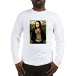 Mona Lisa / Silky T Long Sleeve T-Shirt