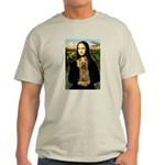 Mona Lisa / Silky T Light T-Shirt