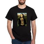 Mona Lisa / Silky T Dark T-Shirt