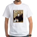 Whistler's / 3 Shelties White T-Shirt