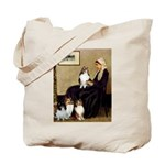 Whistler's / 3 Shelties Tote Bag