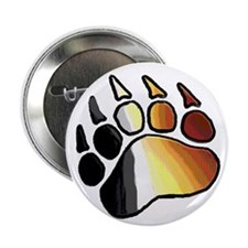 "BEAR PRIDE PAW2/TONES 2.25"" Button"