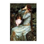 Ophelia / Shelie tri Postcards (Package of 8)