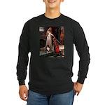 Accolade / Sheltie tri Long Sleeve Dark T-Shirt