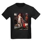 Accolade / Sheltie tri Kids Dark T-Shirt