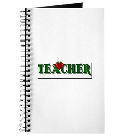 Teacher Apple Journal