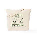 Plant A Tree Tote Bag