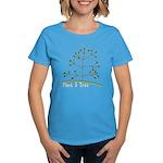 Plant A Tree Women's Dark T-Shirt