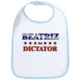BEATRIZ for dictator Bib