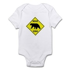 Bear Crossing Infant Bodysuit