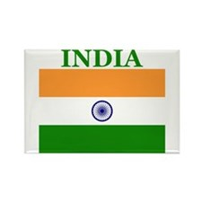 India Products Rectangle Magnet (100 pack)