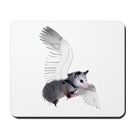 Angel Possum Mousepad
