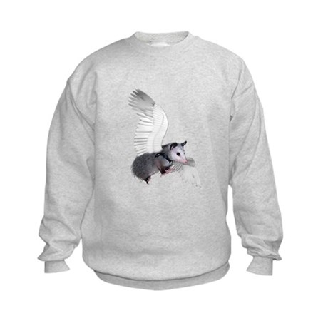 Angel Possum Kids Sweatshirt
