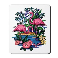 Flamingo 1A - Mousepad