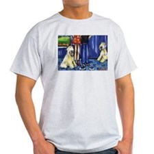 Wheaten his & hers Ash Grey T-Shirt