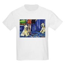 Wheaten his & hers Kids T-Shirt