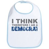 Think Democrat Bib