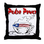 Pedro Throw Pillow