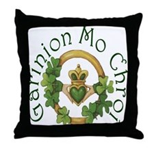 Beloved Grand-daughter Throw Pillow
