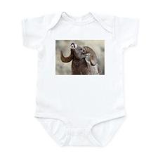 Bighorn Ram Infant Bodysuit