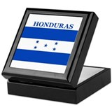 Honduras Keepsake Boxes