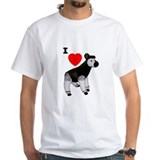 I Heart Okapi Shirt