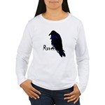 Raven on Raven Women's Long Sleeve T-Shirt