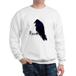 Raven on Raven Sweatshirt