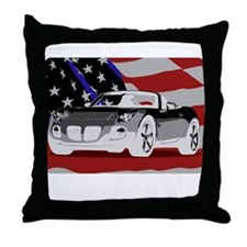 """U.S. Solstice"" Throw Pillow"