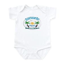 Guantanamo bay Infant Bodysuit