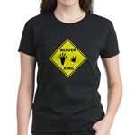Beaver Crossing Women's Dark T-Shirt