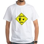 Beaver Crossing White T-Shirt