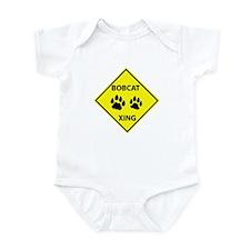 Bobcat Crossing Infant Bodysuit