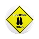 "Bighorn Crossing 3.5"" Button (100 pack)"