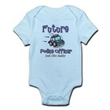 Future Policeman just like Dad Onesie
