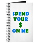 Spend your $ Journal