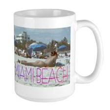 Miami Beach Mugs - Mug