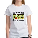 100th Day of School- We Made it! Tee