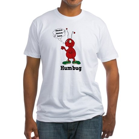 Humbug Fitted T-Shirt