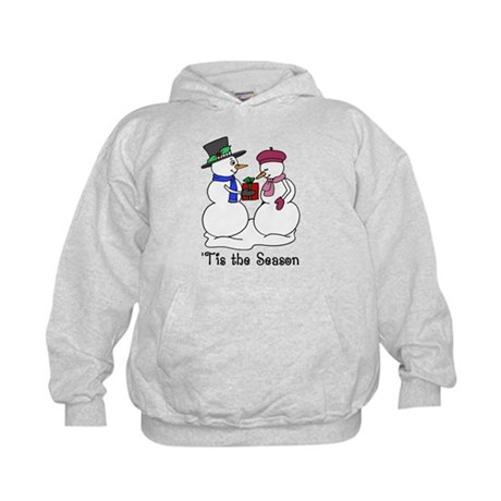'Tis the Season Kids Hoodie