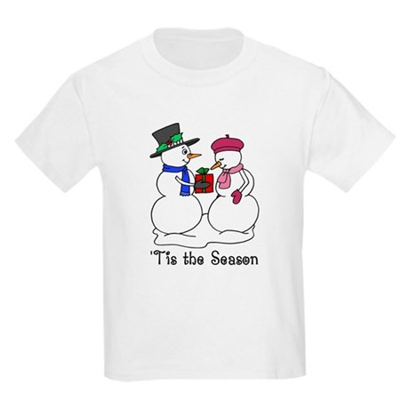 'Tis the Season Kids Light T-Shirt