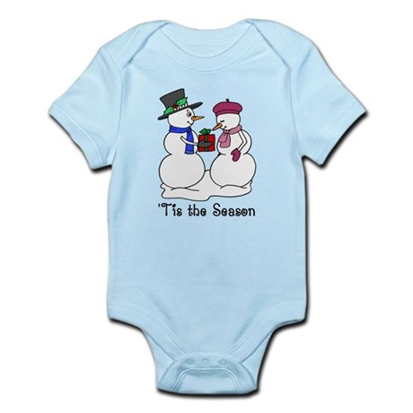 'Tis the Season Infant Bodysuit