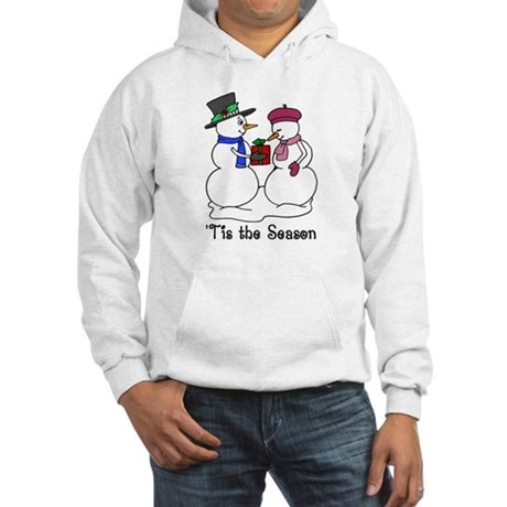 'Tis the Season Hooded Sweatshirt