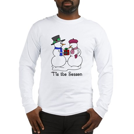 'Tis the Season Long Sleeve T-Shirt