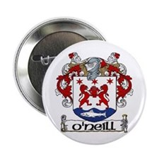 "O'Neill Coat of Arms 2.25"" Button (10 pack)"