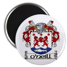 "O'Neill Coat of Arms 2.25"" Magnet (10 pack)"