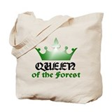 Forest Queen - 2 Tote Bag