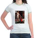 Accolade / Weimaraner Jr. Ringer T-Shirt