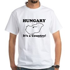 Hungary is a Country Shirt