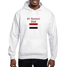 #1 Yemeni Dad Hoodie
